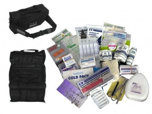 08SA2SP soft pack black waist bag